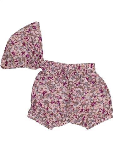 Short - Bermuda fille KENZO violet 3 mois été #1336013_1