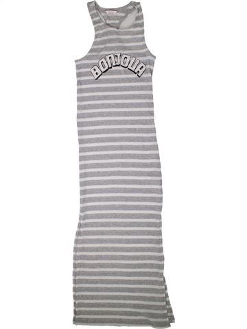 Robe fille KYLIE gris 13 ans hiver #1336219_1