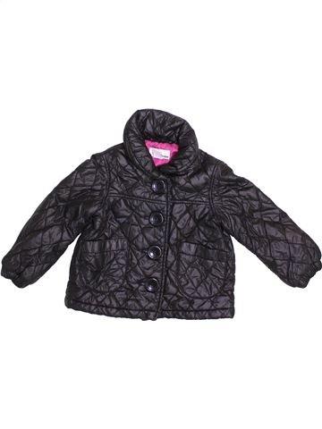 Doudoune fille H&M noir 4 ans hiver #1336301_1