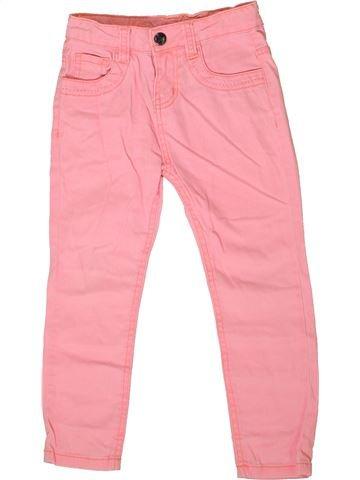 Pantalon fille PRIMARK rose 5 ans été #1336462_1