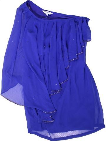 Robe fille NEW LOOK bleu 14 ans été #1336472_1