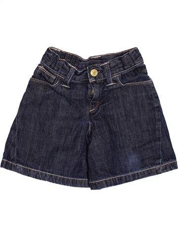 Short-Bermudas niña LEVI'S azul 3 años verano #1336612_1