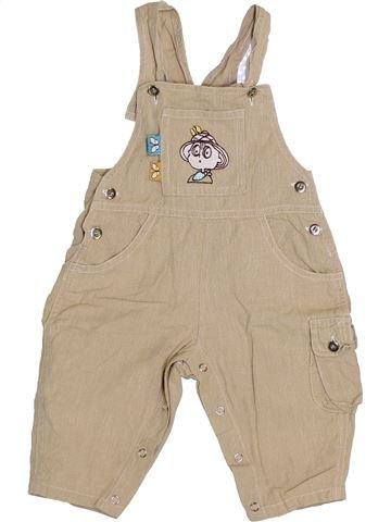 Mono niño GENERATION Z beige 6 meses verano #1337018_1