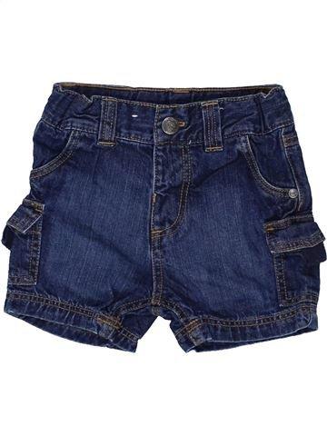 Short-Bermudas niño TEX azul 6 meses verano #1337343_1