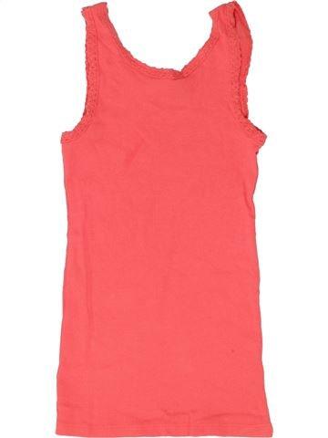 T-shirt manches longues fille I LOVE GIRLSWEAR rose 9 ans été #1337577_1