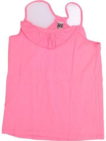 T-shirt sans manches fille TAPE À L'OEIL rose 12 ans été #1338131_1