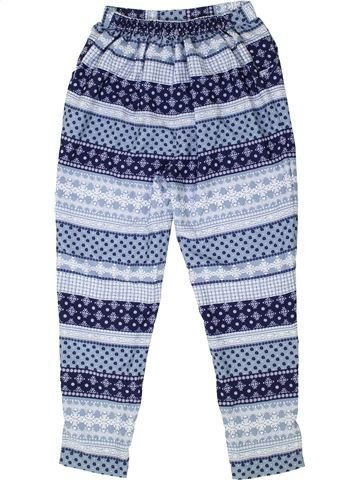 Pantalon fille MISS E-VIE bleu 10 ans été #1338285_1