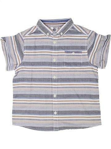 Camisa de manga corta niño BOYS gris 5 años verano #1338326_1