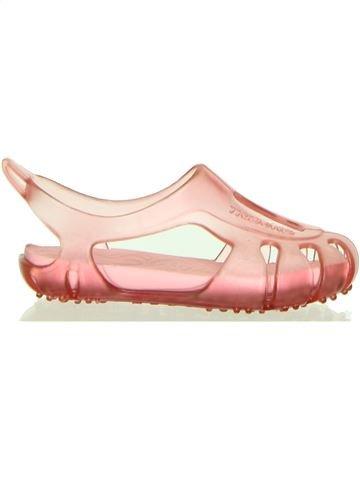 Sandalias niña TRIBORD rosa 23 verano #1338512_1