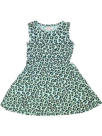 Vestido niña DEBENHAMS azul 6 años verano #1339017_1