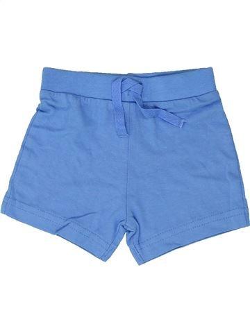 Short - Bermuda garçon BABY bleu 3 mois été #1339022_1