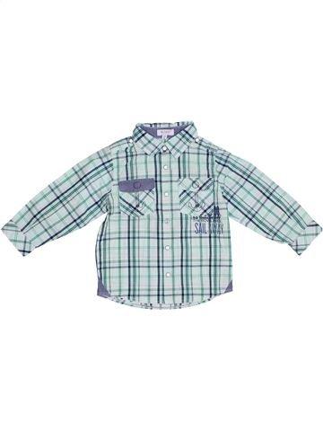 Camisa de manga larga niño ALPHABET gris 2 años invierno #1339260_1