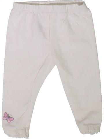 Legging niña BHS blanco 6 meses verano #1339594_1