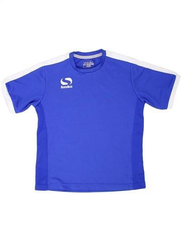 Maillot de sport garçon SONDICO bleu 8 ans été #1340080_1