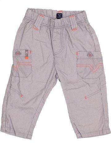 Pantalon garçon TERRE DE MARINS gris 9 mois été #1340178_1