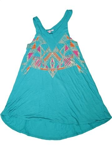 Vestido niña MISS E-VIE azul 11 años verano #1340548_1