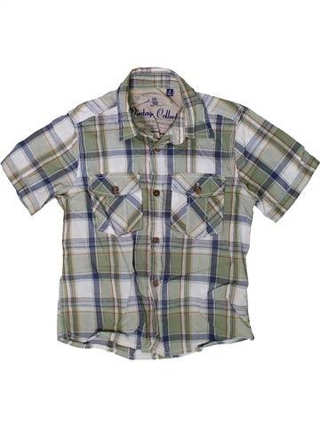 Camisa de manga corta niño MAYORAL gris 3 años verano #1340795_1