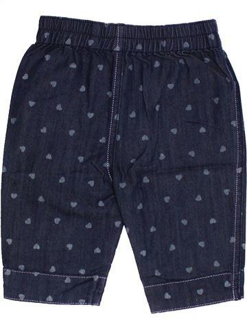Pantalón niña SUCRE D'ORGE azul 6 meses verano #1340809_1