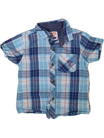Camisa de manga corta niño MOTHERCARE azul 3 años verano #1340881_1