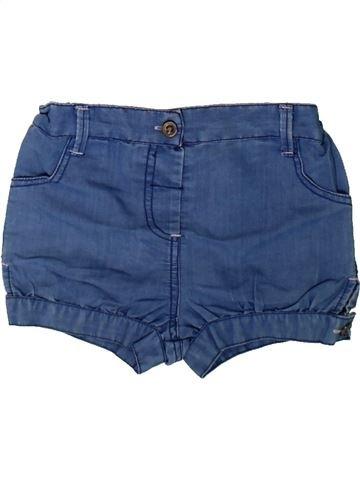 Short-Bermudas niña PRIMARK azul 2 años verano #1341130_1