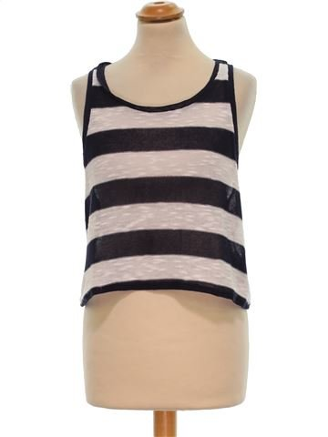 Camiseta sin mangas mujer FOREVER 21 L verano #1341411_1