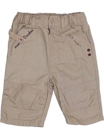 Pantalon garçon TOUT COMPTE FAIT gris 3 mois été #1341496_1