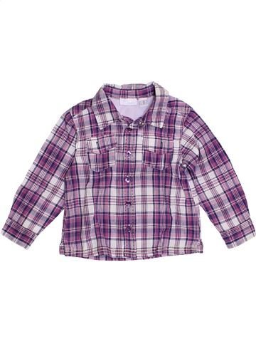 Blouse manches longues fille CHICCO violet 18 mois hiver #1341498_1