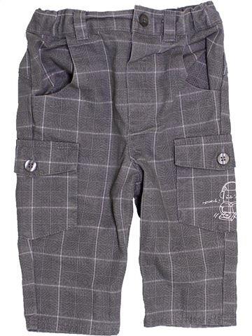 Pantalón niño TOUT COMPTE FAIT gris 6 meses invierno #1341502_1