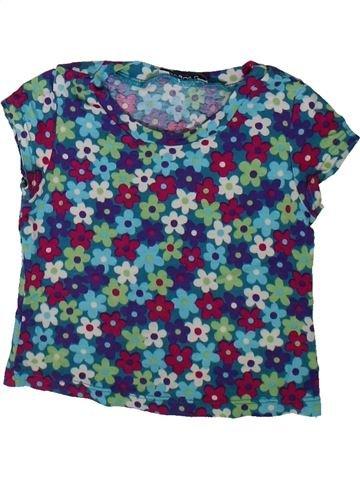 Camiseta de manga corta niña LADYBIRD azul 12 meses verano #1343098_1