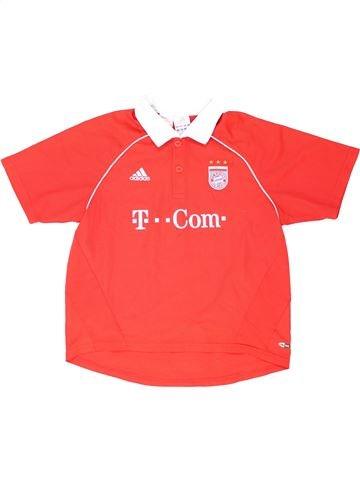 Camiseta deportivas niño ADIDAS rojo 12 años verano #1343668_1