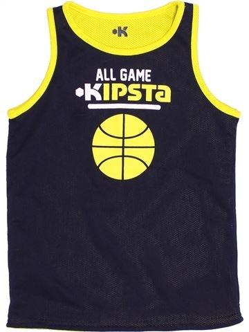 Maillot de sport garçon KIPSTA noir 6 ans été #1344182_1
