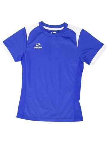 Camiseta deportivas niño SONDICO azul 6 años verano #1344451_1