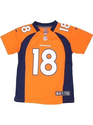 Camiseta deportivas niño NIKE naranja 8 años verano #1344551_1