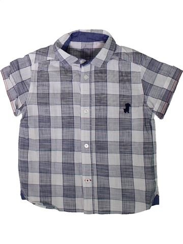 Camisa de manga corta niño DEBENHAMS gris 3 años verano #1345172_1