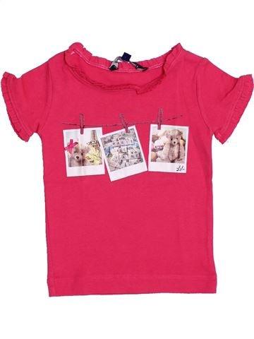 Camiseta de manga corta niña LILI GAUFRETTE rosa 2 años verano #1345441_1