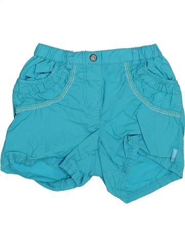 Short - Bermuda fille MEXX bleu 18 mois été #1345728_1