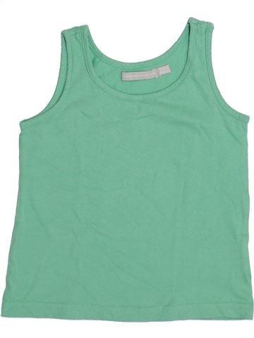 Camiseta sin mangas niña 3 SUISSES verde 5 años verano #1345959_1