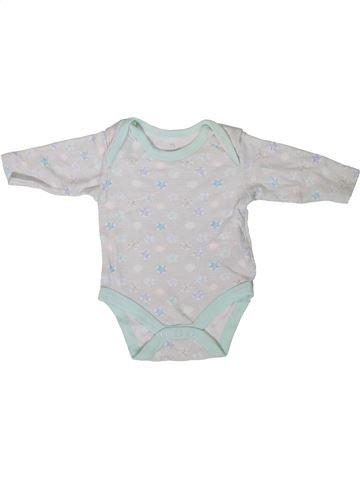 Camiseta de manga larga niño PRIMARK gris 0 meses invierno #1346050_1
