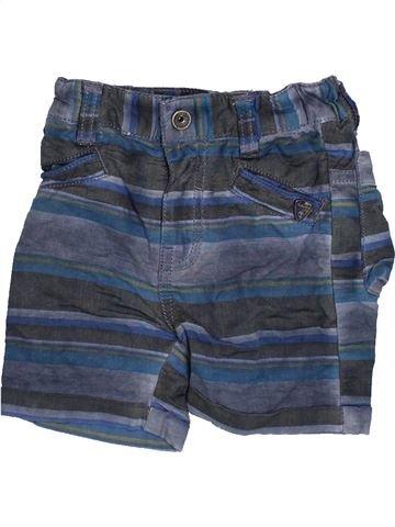 Short - Bermuda garçon TIMBERLAND bleu 6 mois été #1346491_1