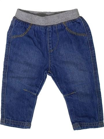 Pantalón niña LADYBIRD azul 6 meses verano #1346616_1
