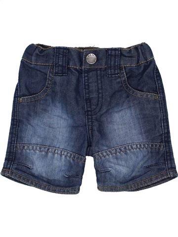 Short - Bermuda garçon DPAM bleu 3 mois été #1346749_1