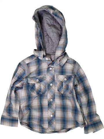 Camisa de manga larga niño MOTHERCARE gris 2 años invierno #1348144_1