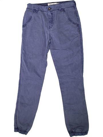 Pantalon garçon JOHNNIE B bleu 12 ans hiver #1348440_1