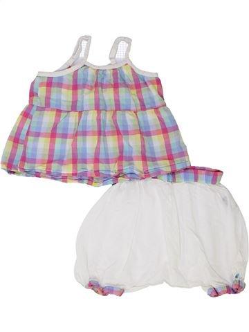 Conjunto niña ROXY blanco 18 meses verano #1348598_1