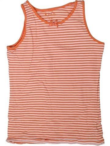 T-shirt sans manches fille TCM rose 12 ans été #1348633_1