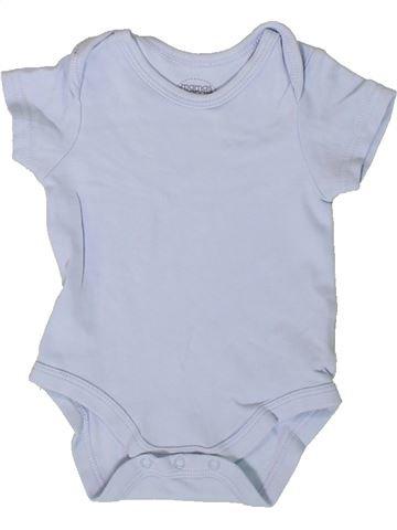 Camiseta de manga corta niño MAMAS & PAPAS azul 0 meses verano #1349727_1