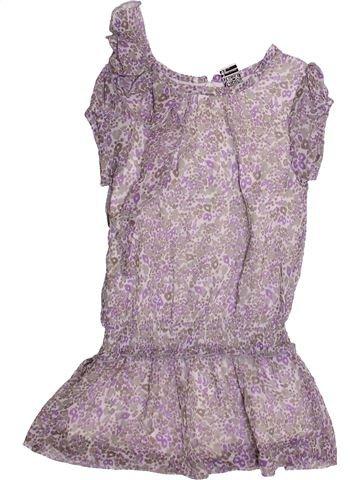 Robe fille TAPE À L'OEIL violet 3 ans été #1350081_1