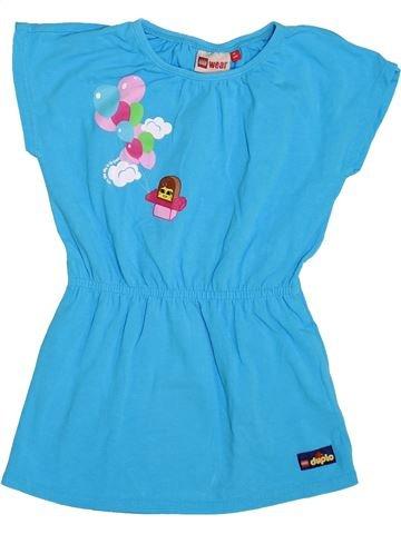 Robe fille LEGO WEAR bleu 3 ans été #1350258_1