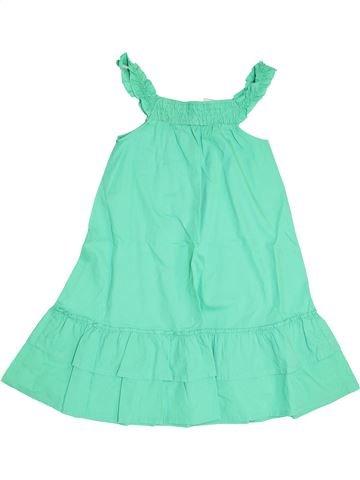 Robe fille LA REDOUTE CRÉATION vert 10 ans été #1350467_1