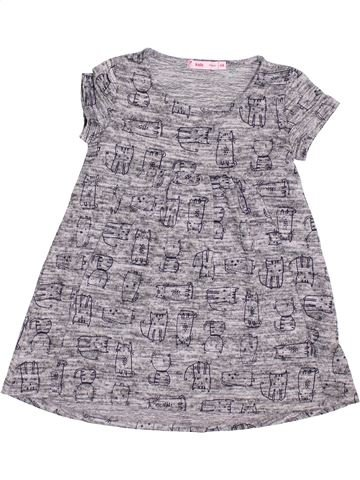 Robe fille GEMO gris 4 ans hiver #1350492_1
